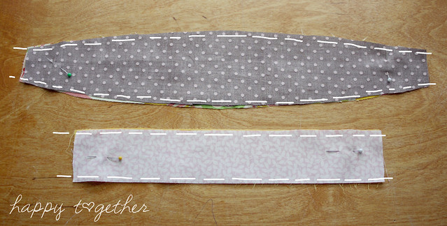 Fabric Elastic Headbands Headband And The Elastic