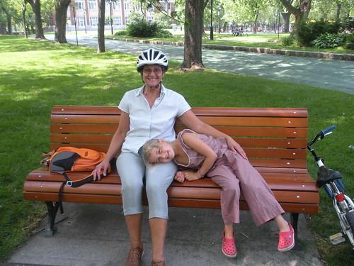 Journée avec Edna by ngoldapple