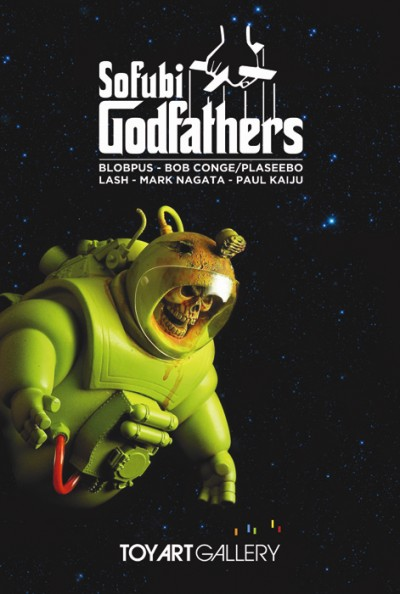 Sofubi Godfathers Show at TAG