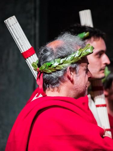 Augusto, el poder de la máscara.