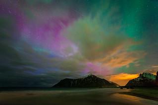 Palette | Skagsanden Beach, Lofoten, Norway