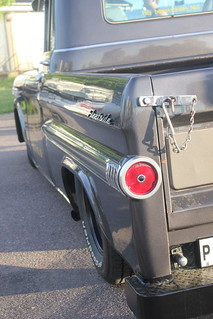 Chevrolet Apache 1959 tail light