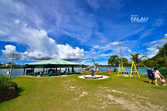 () (Moson Kuo) Tags: ocean travel sea beach nature beautiful landscape nikon scenery diving nikkor  ultrawide palau    rockisland   2014 koror            palauroyalresort      afs1424mm28g