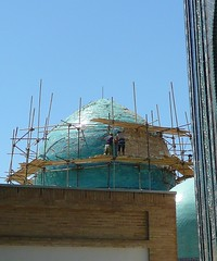 Uzbekistan . Samarkand (manu/manuela) Tags: architecture graves mausoleum uzbekistan samarkand tombes mausole muslimart ouzbkistan artislamique