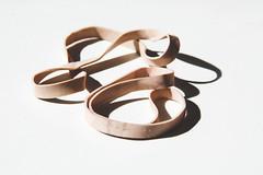 Rubber Band (b_ungar) Tags: contrast band highcontrast rubber used stretched rubberband harsh stretchy harshshadows