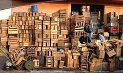 mercadão (fmarcelobr) Tags: frutas paulo são trabalho mercadão caixotes