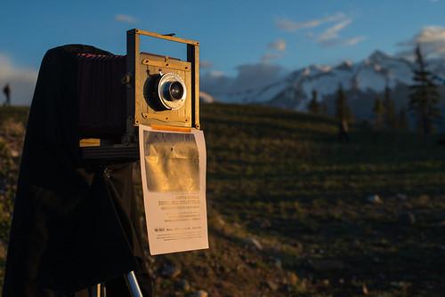 Filmmaker's Dinner - Vintage Camera