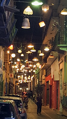 Athens at night (Kyi Cho) Tags: athens greece night lights s6 s6edge samsung
