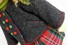 """LUCY  20"""" doll (Dearlittledoll) Tags: waldorf waldorfdoll dearlittledoll clothing"""