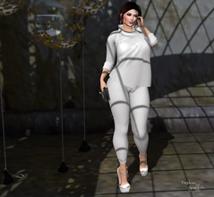 ~200~ Smooth Criminal (αиα ¢αραℓιиι) Tags: secondlife fashion belleza laq 7deadlys{k}ins rockyourrack entwined shinyshabby ikon monalisa hillyhaalan cosmopolitanevent minimal uber mutresse zibska theliaisoncollaborative eternaldreamsposes