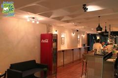 Costa 8 (San Lamberto 2000) Tags: restaurante costa8 zaragoza sanlamberto2000 entrevista fotografas interior cena negocio habitacin comedor mesa mostrador