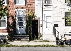 The Trenton Door (CityCollector) Tags: trenton nj newjersey new jersey capital urban city decay architecture sharedalley thirddoor