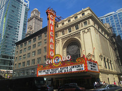 State Street 10 - Chicago Theatre (worldtravelimages.net) Tags: chicago statestreet theatredistrict 2016 worldtravelimages