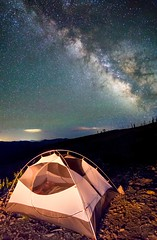 5 Billion Star Hotel (PlataYOro) Tags: ifttt 500px colorado mountains landscapes hike hiking camp camping adventure explore mountain outdoors forest sky clouds trees travel beautiful summer water blue green sun tree light stars night time astro astrophotography milky way