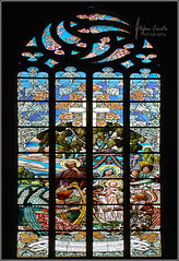 Stained glass Kutna Hora (Stefan Cioata) Tags: church beautiful photography photo nikon czech image sale great stock stainedglass best stefan explore kutnahora getty top10 available biserica kutna outstanding vitraliu cehia d80 18135mm cioata