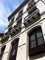 Tudela. Calle Carnicerías (Carlos Miranda (Carmir)) Tags: casa arquitectura lugares rincones urbana navarra tudela entorno