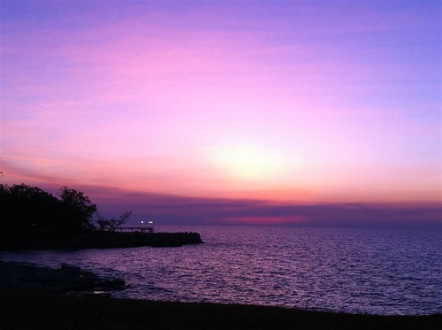 Nightcliff Purple Sunset