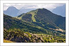 View from Alpe d'Huez (Vincent_AF) Tags: trees mountain france nature rock landscape photography photo rocks europe foto fotografie view cc photograph creativecommons af scape alpedhuez flickrphoto flickrimage alpedhuzes flickrphotography vincentvanderpas archetypefotografie alpdhuzes