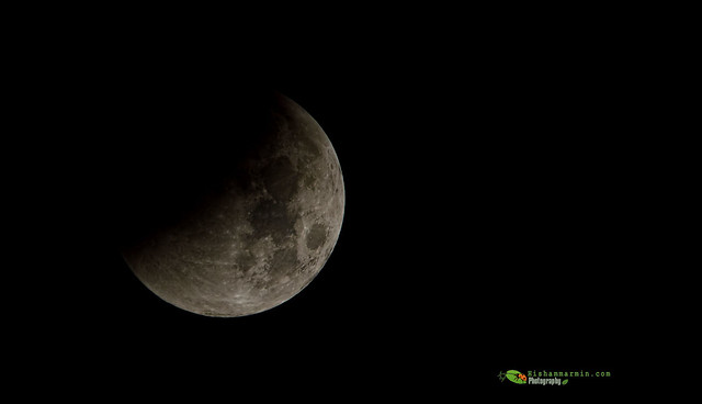 Lunar Eclipse | Gerhana bulan 16 Jun 2011 @ 2.39am (GMT+8)