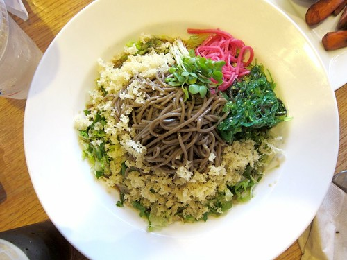 Cold Soy Buckwheat Noodle