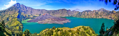the beautiful mt rinjani (Pradipto Sulaksono) Tags: landscape photography lombok anak rinjani segara