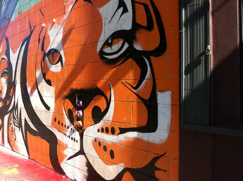 Pica Pica mural
