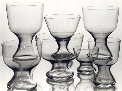 Vasen, 1961, WMF/ Geislingen