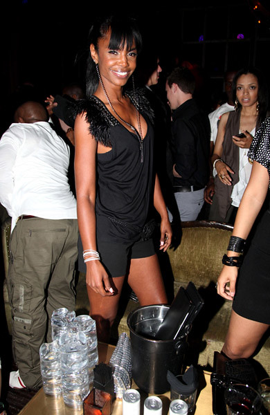 kimporterdaily Kim Porter Jive Records BET After Party Voyeur  West Hollywood