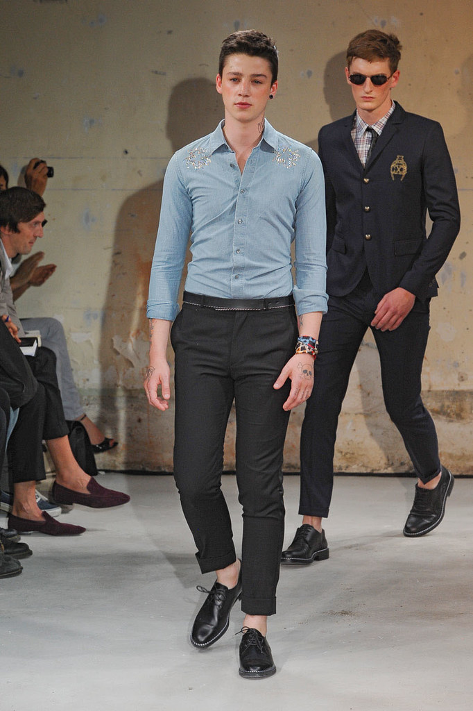 SS12 Paris Christian Lacroix023_Ash Stymest(Homme Model)