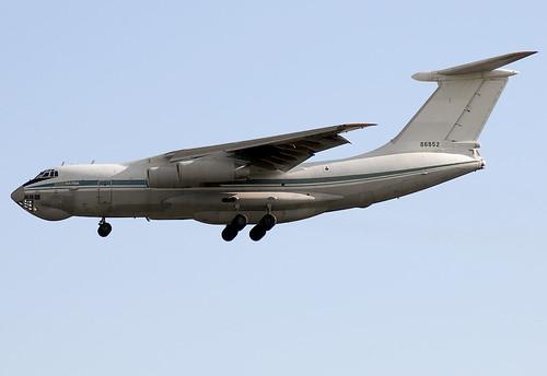 ՀՀ Ռազմա-օդային ուժերի Ил-76 86852