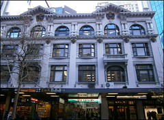 Auckland CBD Building along Queen Street