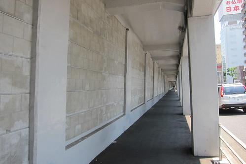 旧東急東横線高架下