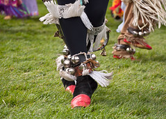 Footsteps005 (Ridley Stevens Photography) Tags: family wow fun dance skins spokane dancing native indian traditional feathers american wa tradition pow encampment riverfrontpark beadwork moccasins powwow footwork spokanetribe spokanefallsencampmentandpowwow