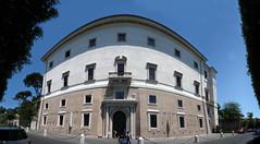 Villa Medici pano (evan.chakroff) Tags: evan italy rome villa medici 2011 evanchakroff chakroff evandagan