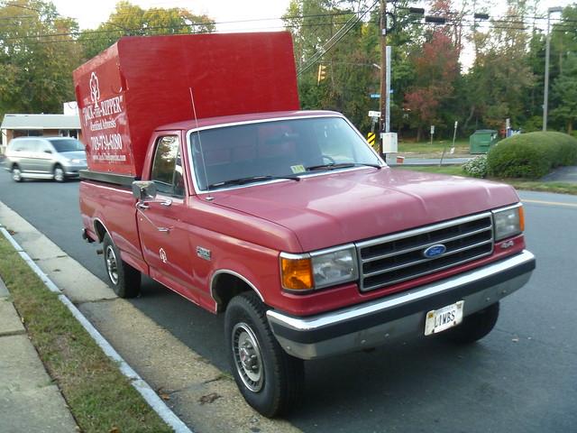 trucks fordfseries