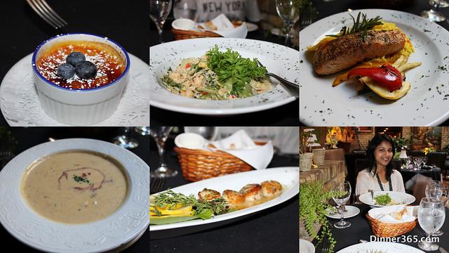Day 184 - Dinner @Aroma Mediterranean Restaurant