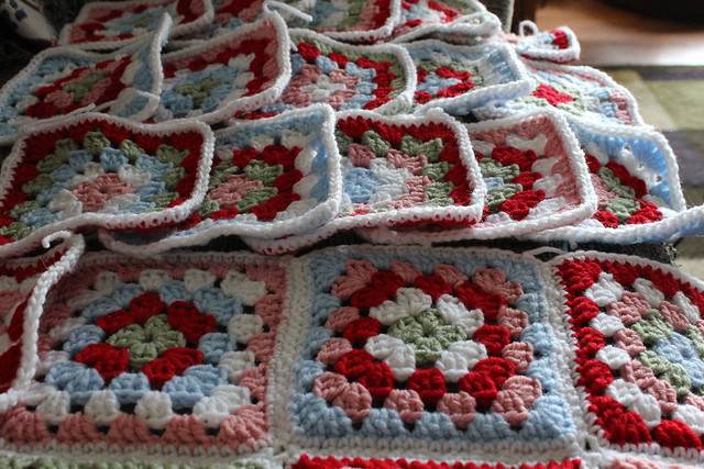 Cath Kidstons inspired blanket