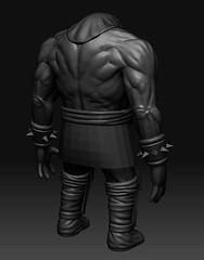 BeastsRookModelling-Sculpt04
