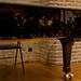 Reflets dans le piano