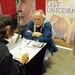 "The guy who wrote ""The Last Unicorn""...I've never read the book, but apparently it's very famous."