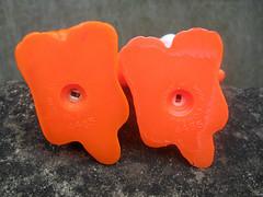 Combex Tom (The Moog Image Dump) Tags: uk england orange tom cat vintage toy soft vinyl figure squeaker sqeaky combex