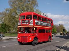 Tower Transit  RM1913 (KiloCharlie 68) Tags: road park london tower square trafalgar 9 x transit routemaster kensington westbourne rm aec ald913b rm1913
