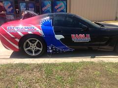 """Eagle Transmission Corvette Wrap <a style=""""margin-left:10px; font-size:0.8em;"""" href=""""http://www.flickr.com/photos/69723857@N07/14213246443/"""" target=""""_blank"""">@flickr</a>"""