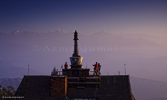 Travel Photography | Roof Top View | Explore the world of Travel Photography | Nepal 2014  _AJP6861 (azj68@yahoo.com | +6 0138895959) Tags: travel nepal sunrise photographer joy himalaya traveler azman nagarkot travelphotography himalayanrange joytravel azmanjumat azmanjumatphotographer azmanjumatphotography