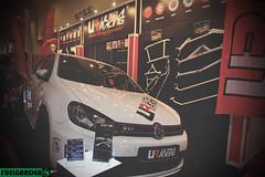Ultra Racing Volkswagen Golf GTI (fuelgarden) Tags: show vw volkswagen international malaysia motor kuala kualalumpur lumpur vag carphotography carculture automotivephotography 2013