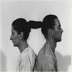 Marina Abramovic y Ulay. Relation in Time. 1977