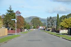De la place pour conduire dans les rues de Christchurch