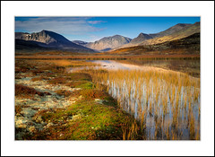 Rondane National Park (andreassofus) Tags: rondane rondanenationalpark landscape grandlandscape water nature mountains sky reflections autumn fall autumncolors bluesky outdoor norway drlseter travel travelphotography canon 6d