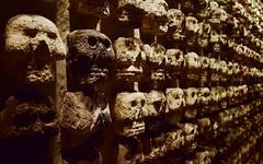 Skulls 1 (orientalizing) Tags: 15thcenturyad altar americas archaeologicalmuseum archaeologicalsite archaia architecture aztec basalt buildingb ca1500 desktop destroyed1521 featured late14thcenturyorigin mexico mexicocity multiphase northpatio plazacincodemayo pyramid sculpture skullwall stage6 templomayor tenochtitlan tzompantli