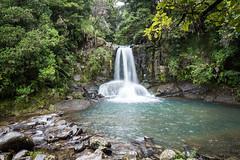 Waiau Falls New Zealand-2
